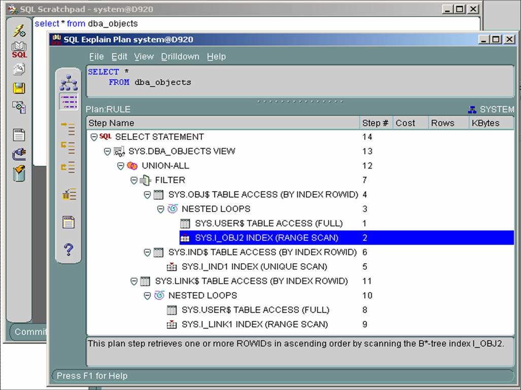 Execution Order | Oracle Scratchpad
